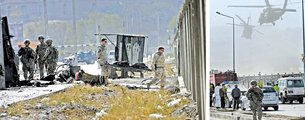 1101365925 1 Taliban Biggest Attack: 13 US soldiers killed in Kabul suicide attack