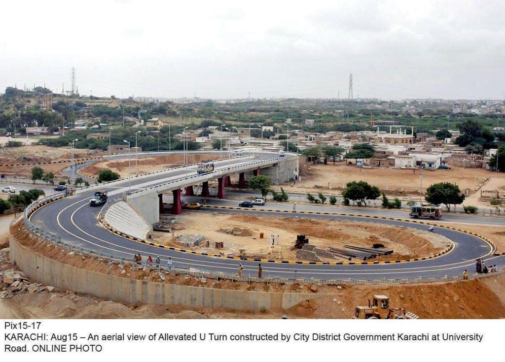 karachi urban freeway signal free corridor Construction on a signal free corridor on jail road published in the express tribune the projects that need to be expedited include karachi circular.