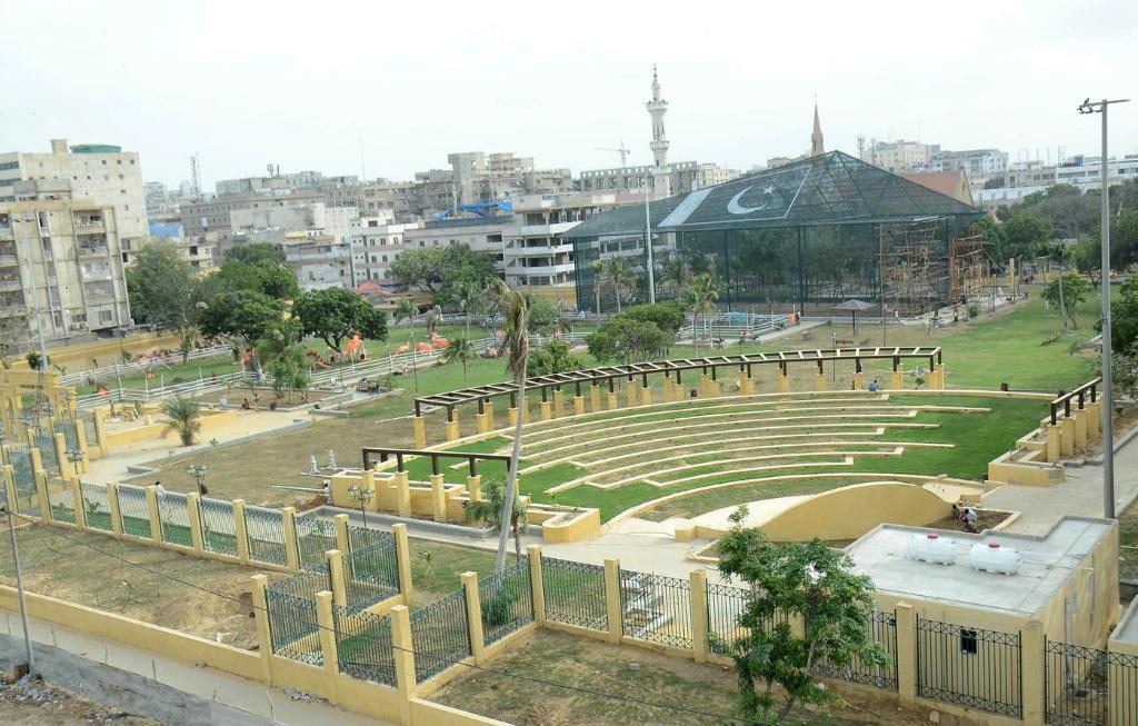 Dating in karachi parks