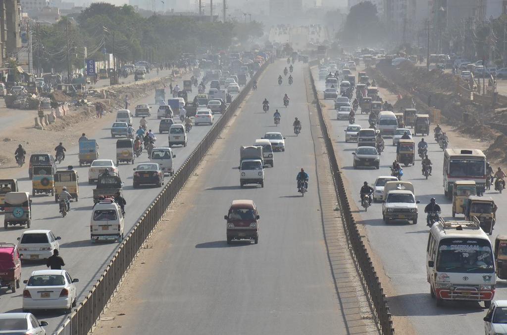 KARACHI | Bus Rapid Transit System BRTS | Infrastructure | U