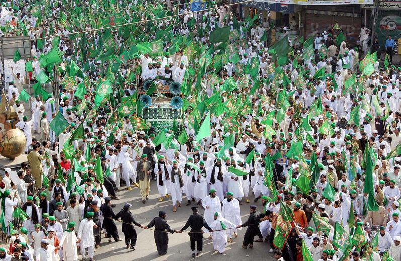 Taliban And Sipah E Sahaba S Attack On Eid Milad Un Nabi