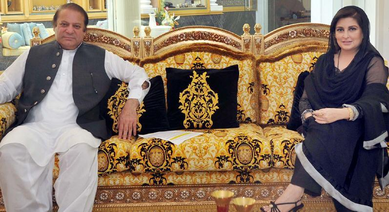 Nawaz Sharif House in Raiwind http://www.columnpk.com/sumaira-malik-meets-nawaz-sharif-ready-to-join-pml-n/