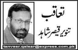 1101416105 1 Kya Hum Mein Ye Ikhlaqi Jurrat Hai? by Tanveer Qaisar