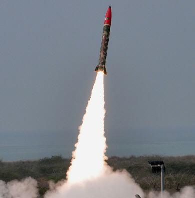 1101757581 1 - Pakistan Test Hatif II (Abdali Missile) Successfully