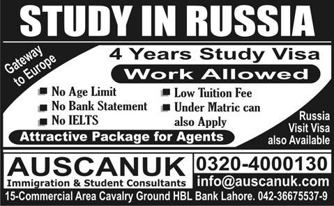 Work As Russian Consultants